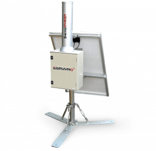 SpectroTRACER - Intelligent Gamma Spectroscopic Probe