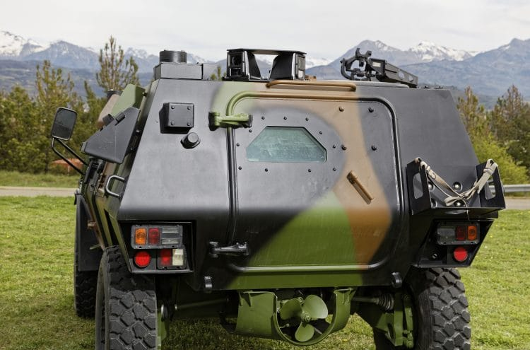 Operational in extreme driving conditions, PeriSight is adapted to any kind of vehicle or armored vehicle.