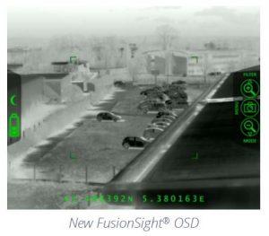 New FusionSight® OSD