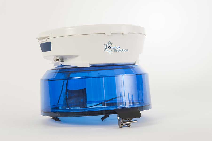 Cryolys Evolution cooling unit compatible with Precellys homogenizer