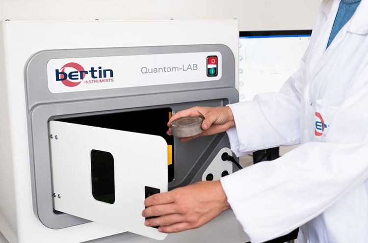 Quantom Lab - pollutant detection, matrix classification, concentration measurement and elemental mapping