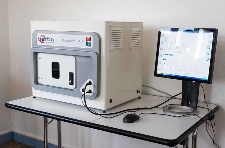 Quantom Lab - Chemometric software and a database