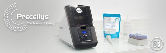 Your Sample deserves maximum efficiency- homogenize it with Minilys